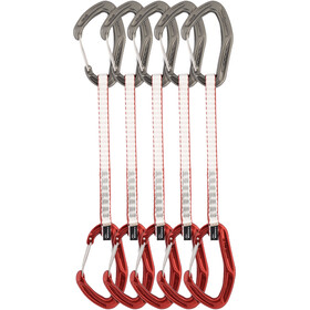 DMM Alpha Trad Quickdraw 18cm 5 Pack Red